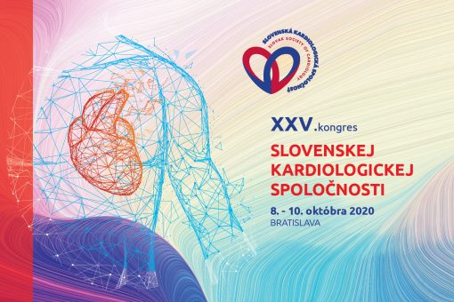 XXV. kongres SLOVENSKEJ KARDIOLOGICKEJ SPOLOČNOSTI