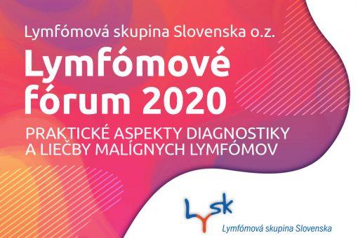 Lymfómové fórum 2020