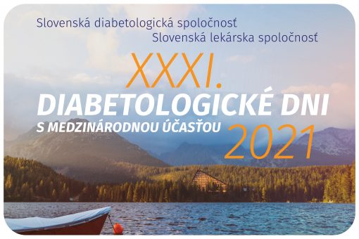 XXXI. Diabetologické dni s medzinárodnou účasťou