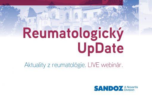 Reumatologický UpDate - aktuality z reumatológie